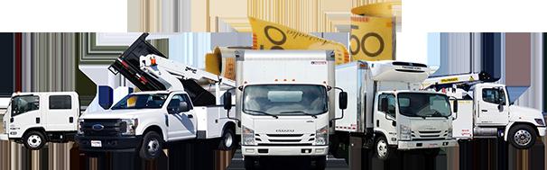 scrap trucks for sale